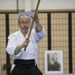 Entraînement Bō-jutsu