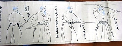 makimono bo-jutsu