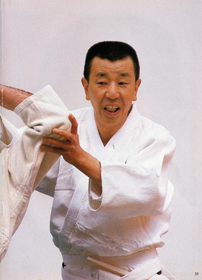 Hikitsuchi Michio sensei